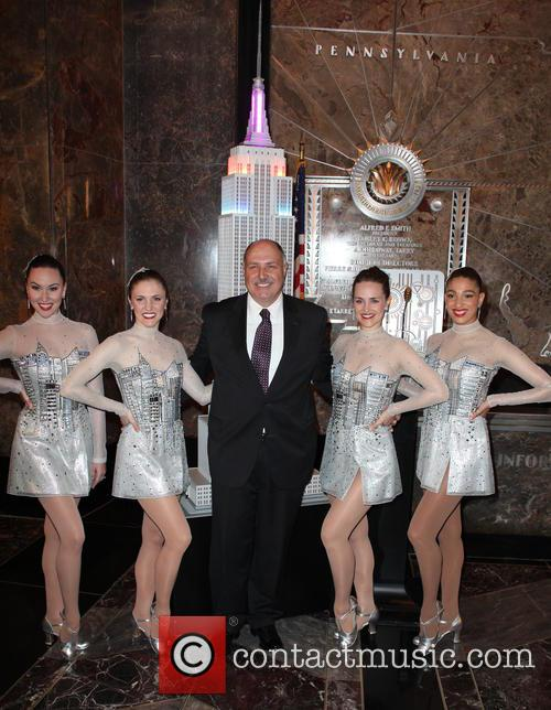 Joseph G. Bellina and The Rockettes 1