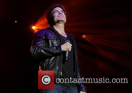 Train and Pat Monahan 2