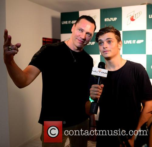 Djs Tiesto and Martin Garrix 3
