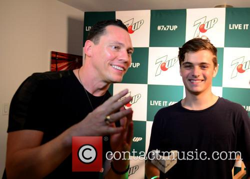 Djs Tiesto and Martin Garrix 1