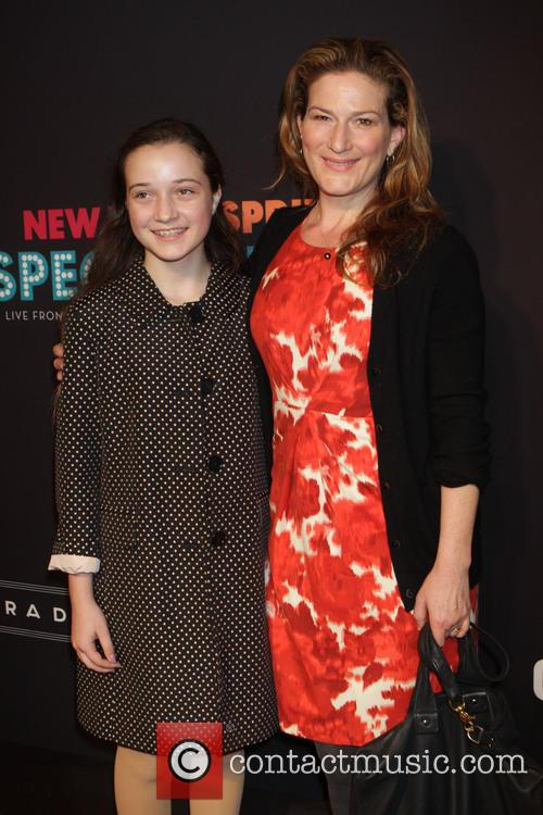 Ana Gasteyer and Daughter 8