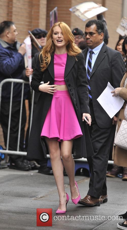 Bella Thorne 7