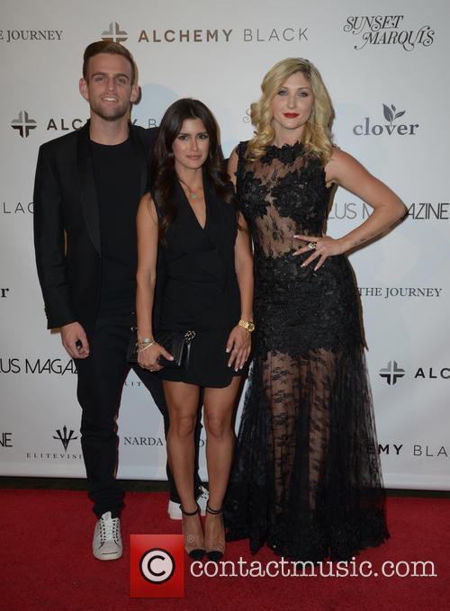 Jonny Drubel, Roxy Sowlaty and Taylor-ann Hasselhoff 2
