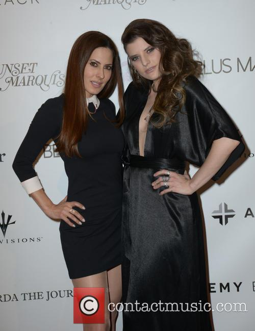 Kerri Kasem and Juliet Simms 4