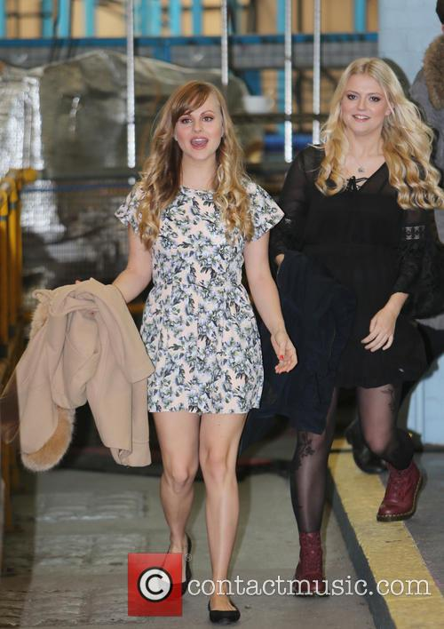 Tina O'brien and Lucy Fallon 9