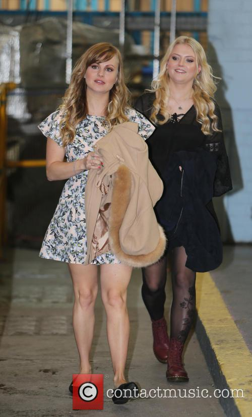 Tina O'brien and Lucy Fallon 11