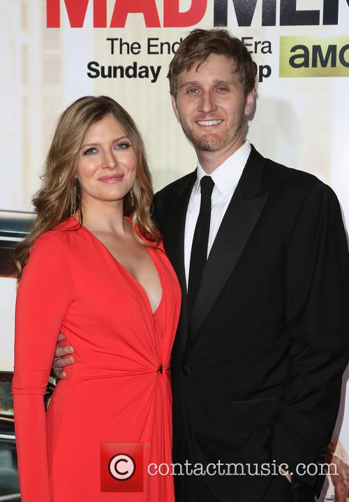 Connie Fletcher and Aaron Staton 5