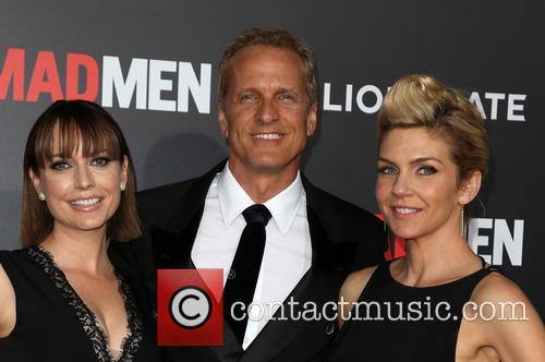 Julie Ann Emery, Patrick Fabian and Rhea Seehorn 8