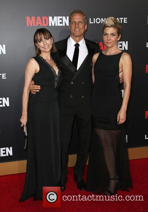 Julie Ann Emery, Patrick Fabian and Rhea Seehorn 9