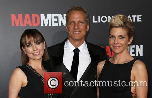 Julie Ann Emery, Patrick Fabian and Rhea Seehorn 10