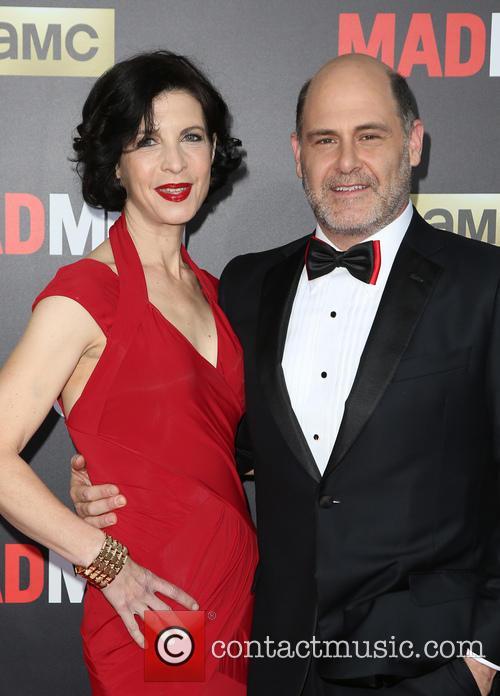 Linda Brettler and Matthew Weiner 3