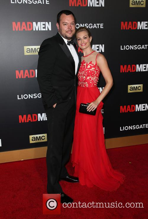 Michael Gladis and Beth Behrs 5