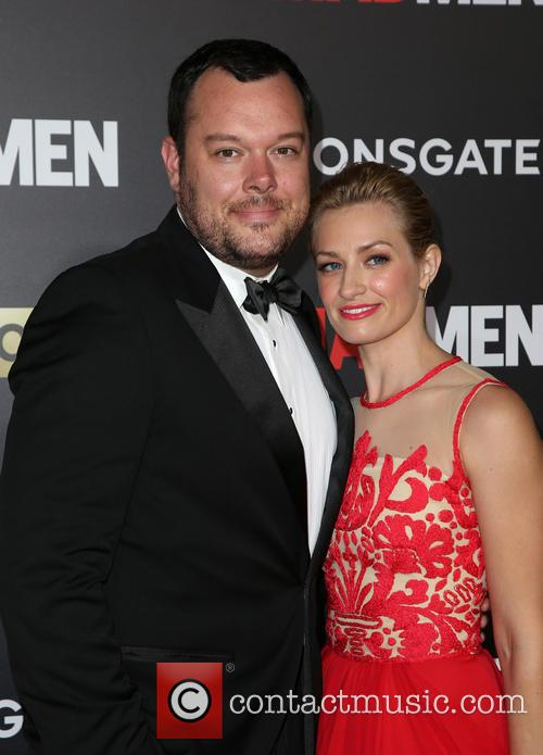 Michael Gladis and Beth Behrs 6