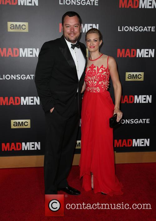 Michael Gladis and Beth Behrs 7