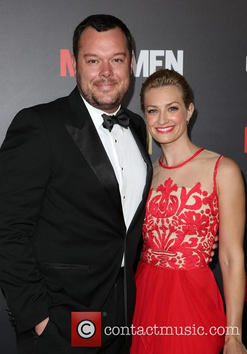 Michael Gladis and Beth Behrs 8