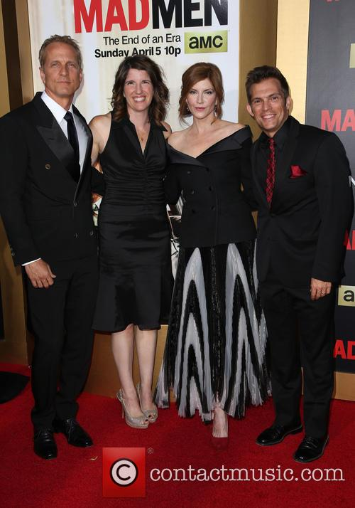 Patrick Fabian, Mandy Fabian, Melinda Mcgraw and Steve Pierson 11