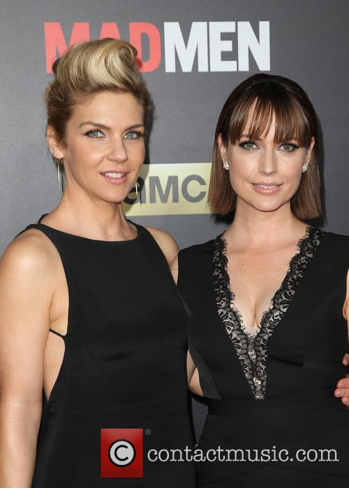 Rhea Seehorn and Julie Ann Emery 4
