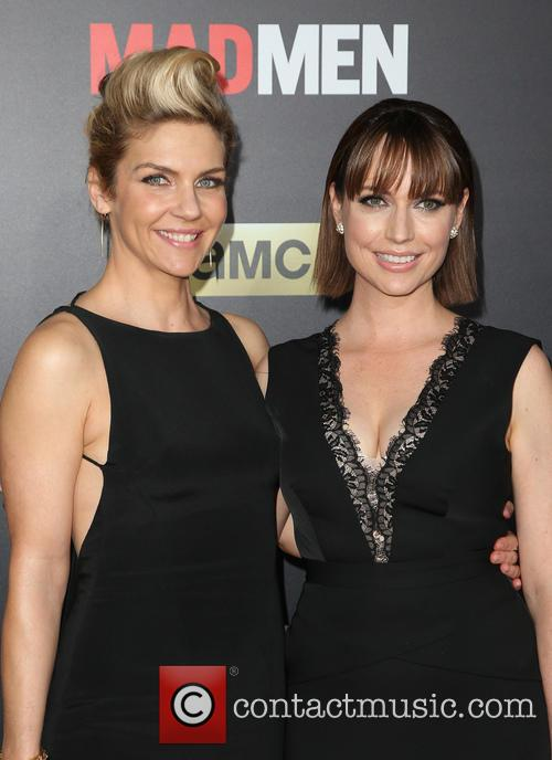 Rhea Seehorn and Julie Ann Emery 5