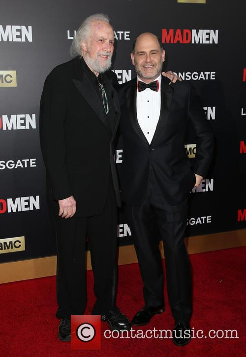 Robert Towne and Matthew Weiner