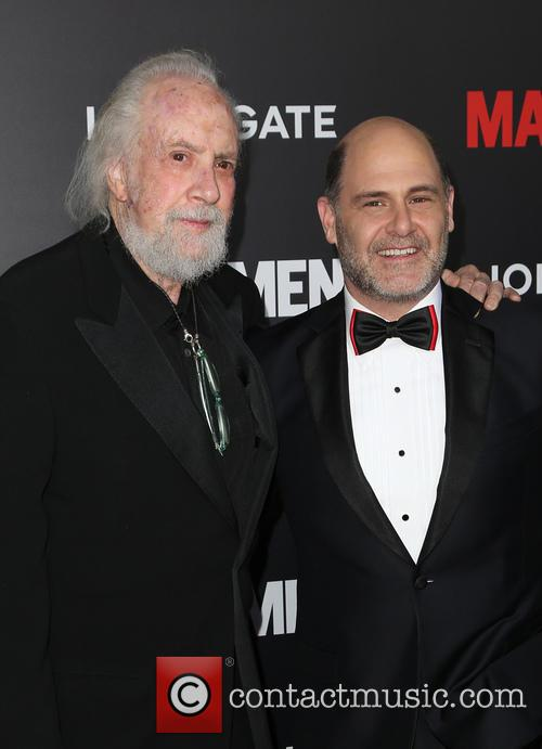 Robert Towne and Matthew Weiner 1