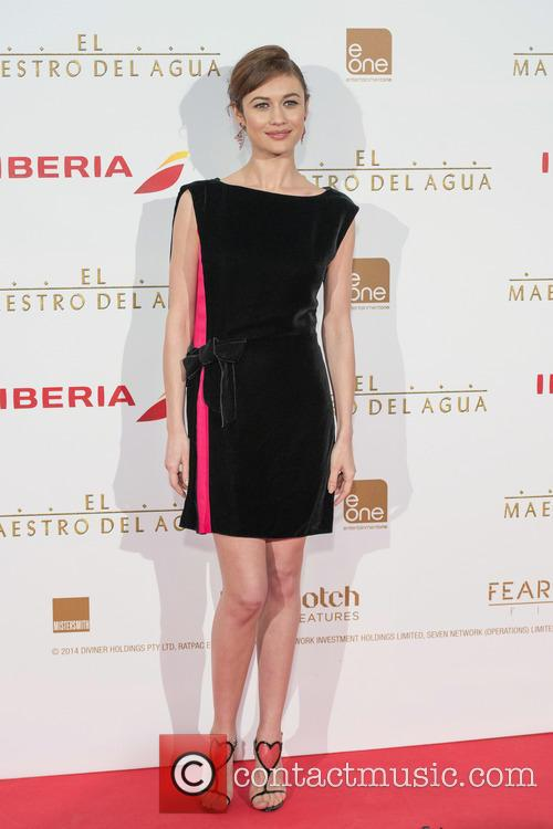 Madrid premiere of 'The Water Diviner'