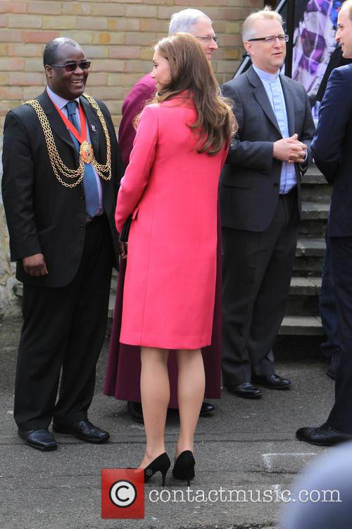 Catherine, Duchess Of Cambridge, Prince William, Duke Of Cambridge and Kate Middleton 2