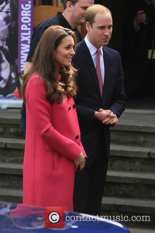 Catherine, Duchess Of Cambridge, Prince William, Duke Of Cambridge and Kate Middleton 3