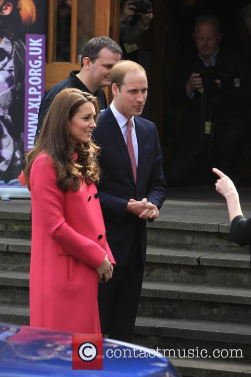 Catherine, Duchess Of Cambridge, Prince William, Duke Of Cambridge and Kate Middleton 4