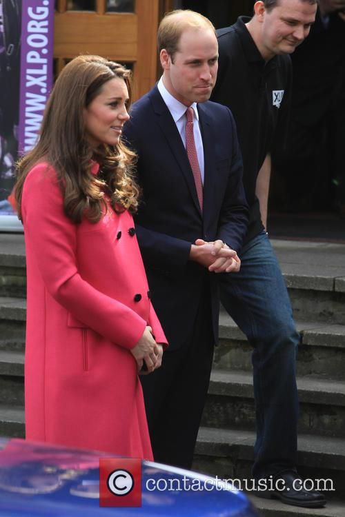 Catherine, Duchess Of Cambridge, Prince William, Duke Of Cambridge and Kate Middleton 5