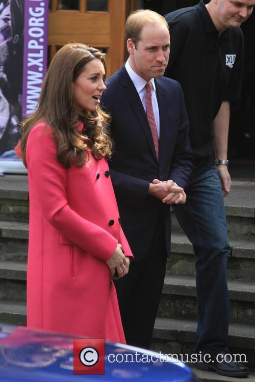 Catherine, Duchess Of Cambridge, Prince William, Duke Of Cambridge and Kate Middleton 6