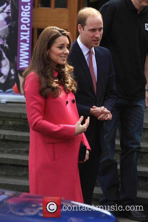 Catherine, Duchess Of Cambridge, Prince William, Duke Of Cambridge and Kate Middleton 7