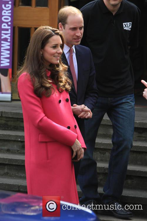 Catherine, Duchess Of Cambridge, Prince William, Duke Of Cambridge and Kate Middleton 9