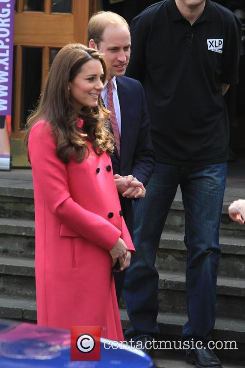 Catherine, Duchess Of Cambridge, Prince William, Duke Of Cambridge and Kate Middleton 10