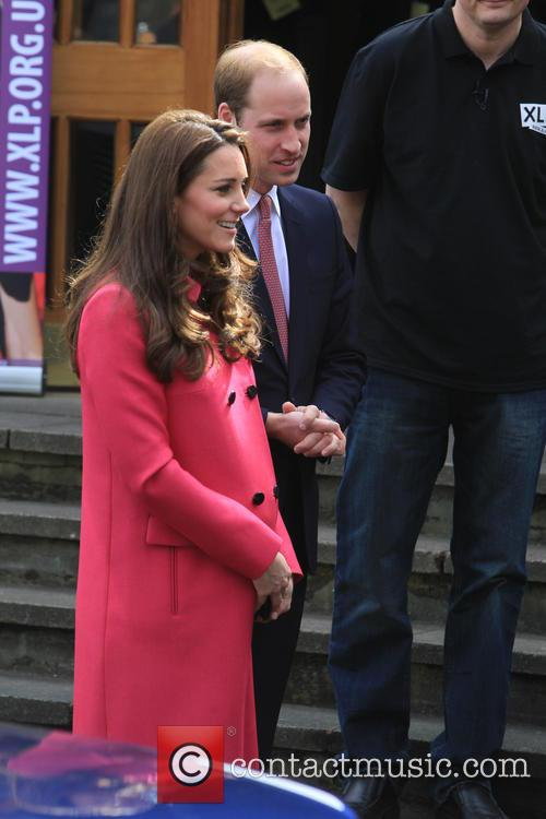 Catherine, Duchess Of Cambridge, Prince William, Duke Of Cambridge and Kate Middleton 11