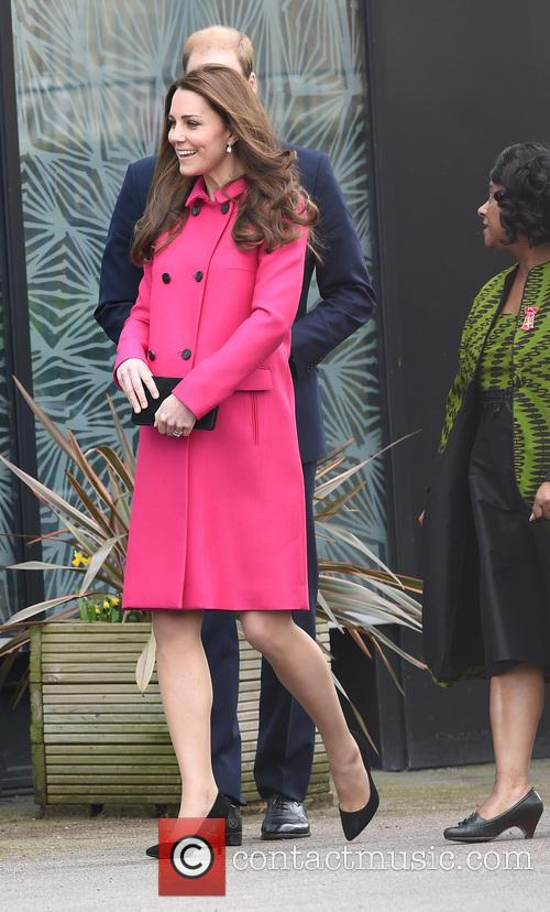 Catherine, Duchess Of Cambridge, Kate Middleton, Prince William, Duke Of Cambridge, Doreen Lawrence and Baroness Lawrence Of Clarendon 6