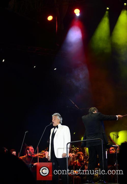 Andrea Bocelli and Eugene Kohn 11