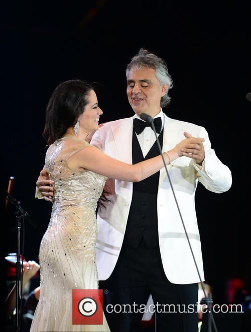 Andrea Bocelli and Maria Aleida 10