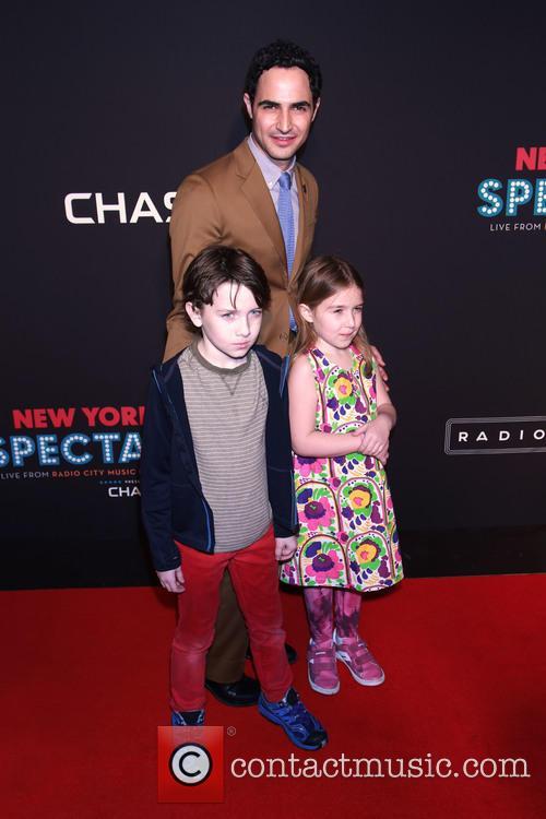 Zac Posen, Nephew and Niece 1