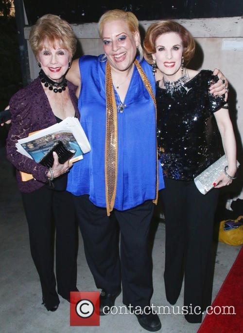 Karen Sharpe Kramer, Sky Palkowitz and Katharine Kramer 2