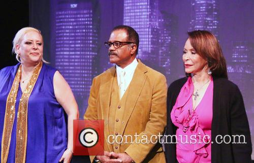 Sky Palkowitz, Ted Lange and Freda Payne 2