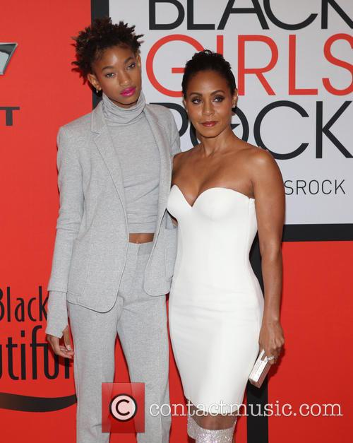 Willow Smith and Jada Pinkett Smith 8