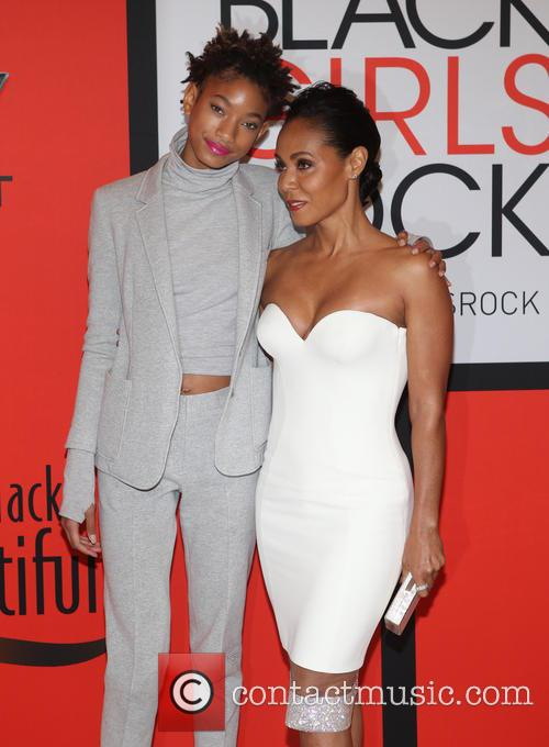 Willow Smith and Jada Pinkett Smith 9