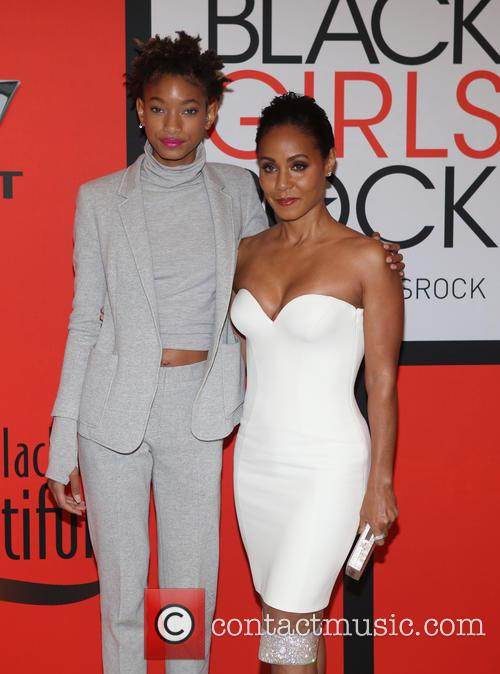 Willow Smith and Jada Pinkett Smith 10
