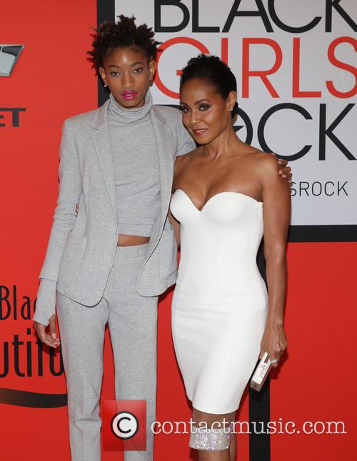 Willow Smith and Jada Pinkett Smith 1