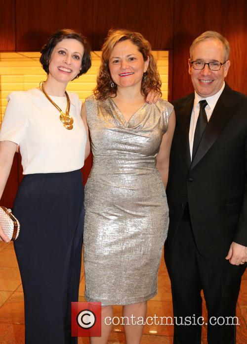 Elyse Stringer, Melissa Mark-viverito and Scott Sringer 2