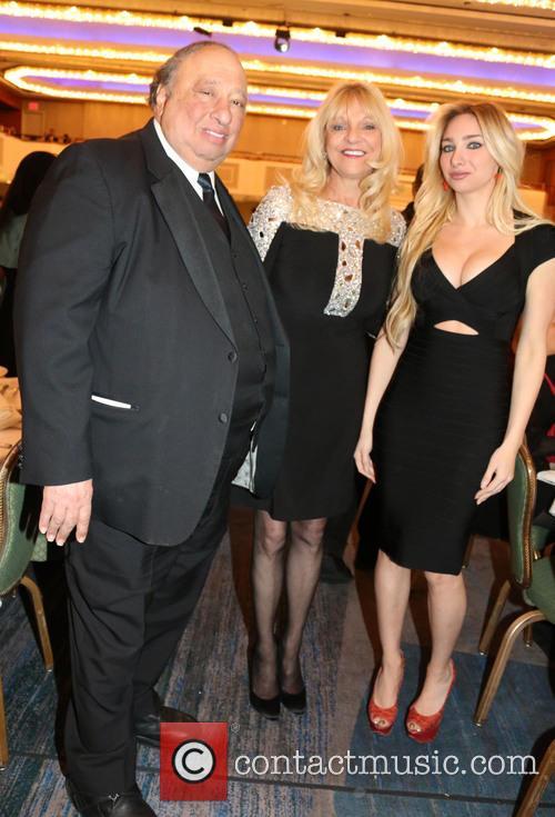 Margo, John Catsimatidis and Andrea Catsimatidis 2