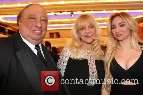 Margo, John Catsimatidis and Andrea Catsimatidis 1