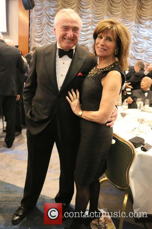 Nypd Police Commissioner Bill Bratton and Rikki Klieman 2