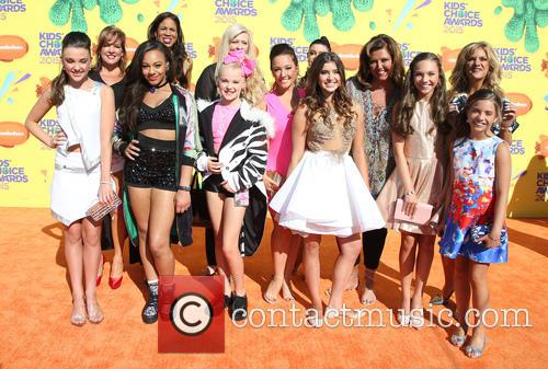 Abby Lee Miller and Dance Moms Cast 2