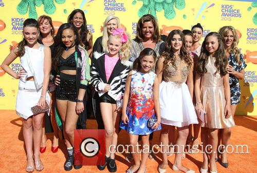 Abby Lee Miller and Dance Moms Cast 3
